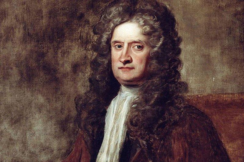 Ньютон - мистик и эзотерик алхимия, мистика, ньютон, оккультизм