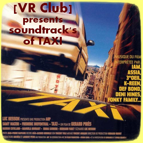 OST Taxi (The Best) [VR Club]
